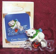 hallmark ornament cool decade 2003 ebay