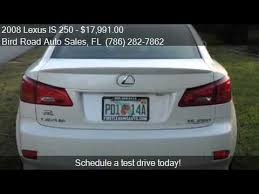 lexus is 250 f for sale 2008 lexus is 250 is 250 6 speed manual for sale in miami f