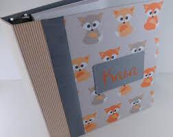 8x10 Photo Album Book Baby Memory Book Etsy