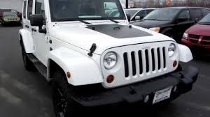 jeep arctic 2012 jeep wrangler arctic edition actual hd video walkaround