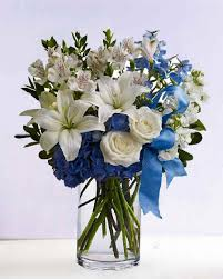 wedding floral arrangements blue best images collections hd for