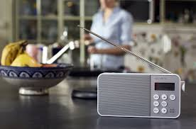 radio küche sony xdr s40dbpb retro look digital radio dab ukw tuner schwarz