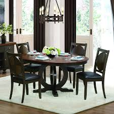 Classic Oval Dining Tables Solid Wood Construction Cherry Top - Black dining table with cherry top