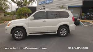 used car lexus gx 460 autoline preowned 2006 lexus gx 470 for sale used walk around