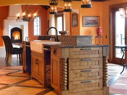pics of country kitchens inviting home design