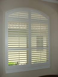 Arch Windows Decor Arched Window Blinds Uk The Arch And Shutters Shaped Intended For