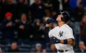 Aaron Judge Made His Mlb Debut In Center Field - mlb the longest home runs of aaron judge s career