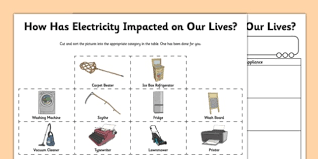 ks2 science electricity worksheets resources page 1