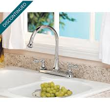 Price Pfister Ashfield Kitchen Faucet Polished Chrome Catalina 2 Handle Pull Out Pull Down Kitchen