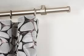 bastoni per tende a soffitto bastone per tende 纔 20 mm l 140 cm in acciaio satinato