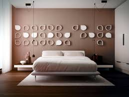 Very Cool Ideas For Striking Bedroom Wall Design Interior - Creative bedroom wall designs