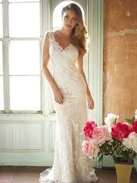 Ivory Wedding Dresses Beaded Lace Satin Ball Gown Ivory A Line Wedding Dress Bela Bridal