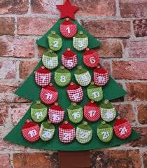 felt christmas tree ideas u2013 kids friendly christmas decorations