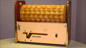 Roller Massage Table by Vitamaster Roller Massager Youtube