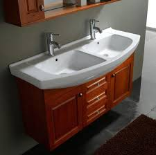 Narrow Bathroom Sink Vanity by Homethangs Com Has Introduced A Guide To Narrow Bathroom Vanities