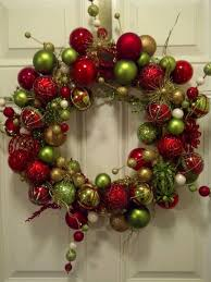 Decorate Christmas Ornament Ball by Best 25 Ornament Wreath Ideas On Pinterest Ornament Wreath