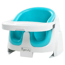 booster seat ingenuity baby base 2 in 1 booster seat aqua target