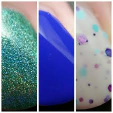 let u0027s begin nails envy lacquer thirty flirty and fabulous trio