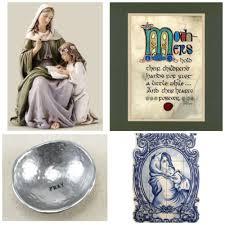 Catholic Home Decor Mother U0027s Day Gifts For The Catholic Mom