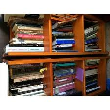 3 shelf folding 14 inch wide bookcase free shipping today