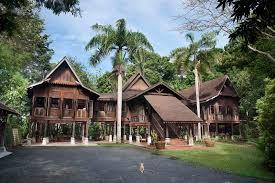great malay house with traditional type wood carving u2013 radioritas com