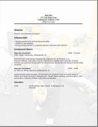 cover letter daycare teacher cover letter free resume cover