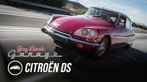 vintage citroen ds 1971 citroën ds jay leno u0027s garage youtube
