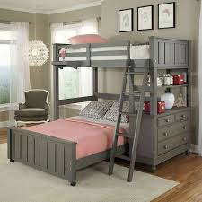 Wooden Loft Bed Plans by Best 25 Full Bunk Beds Ideas On Pinterest Kids Double Bed Bunk