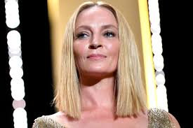 uma thurmans hair in kill bill uma thurman doesn t blame quentin tarantino for kill bill crash