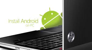 android on laptop how to install android 4 4 kitkat on pc via android x86 iso