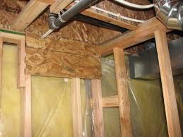 how to firestop your basement contractor kurt