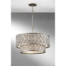 Furniture Lighting Amp Home Decor Free Shipping Amp Chandeliers Design Marvelous Franklite Taffeta Light Chrome