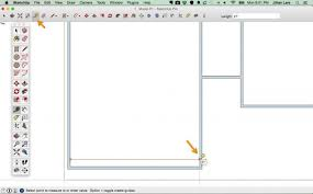 How To Make A Floor Plan In Google Sketchup by 100 2d Floor Plan Sketchup 100 Sketchup Floor Plans Google