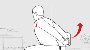 Neck Exercises At Desk 6 Yoga Exercises You Won U0027t Be Embarrassed To Do At Your Desk