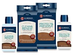 leather care leather protector products guardsman