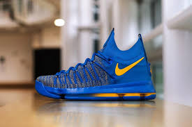 Nike Kd 9 nike kd 9 elite pe warriors hypebeast