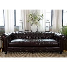 Chesterfield Style Sofa by Elements Fine Home Est 4pc S L Sc Sc Sadd 1 Estate Chesterfield
