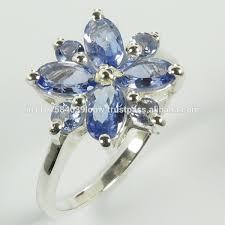 tanzanite gemstone rings images Tanzanite gemstones sterling silver cute ring khyber sales jpg