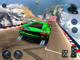 impossible car crash stunts car racing game for android apk