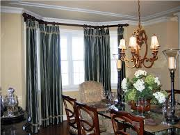 Curtains For Family Room Decorating Two Story Window Treatments - Family room window treatments