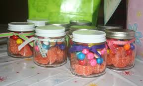 jar party favors healthy happy fit jar party favors some other small details