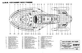 u s s voyager deck plans deck design and ideas