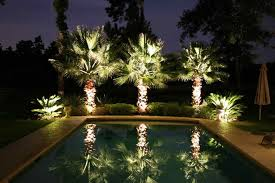 Garden Patio Lighting Backyard Designs With Pool And Outdoor Kitchen Home Interior
