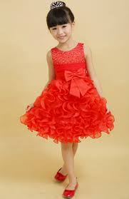 kids wedding dress christmas sequnis princess dress party wear