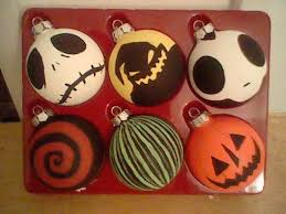 nightmare before ornaments by skip2myloonacy d4f2c9k