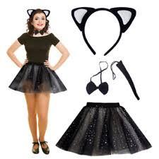 Girls Witch Halloween Costume Girls Cat Halloween Costumes Ebay