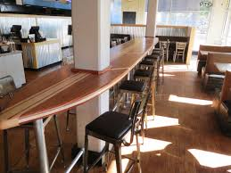 Round Decorator Table by Custom Community Dining Table For Hightide Burrito Company In Jax