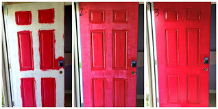how to paint your house whimsy renee how to paint a door red and save your sanity part deux