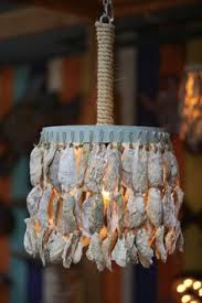 Shell Sconces Oyster Shell Sconces The Small Oyster Lamps Also Make Awesome
