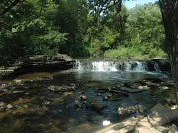 Matthiessen State Park Trail Map by 4 Great Hiking Destinations With Waterfalls In Illinois